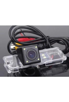 Oem Scirocco 2008-2010 Plakalık Led Geri Görüş Kamerası Ledli Orjinal