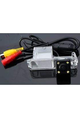 Oem Vw Polo 6R 2009-2014 Plakalık Led Geri Görüş Kamerası Ledli Orjinal