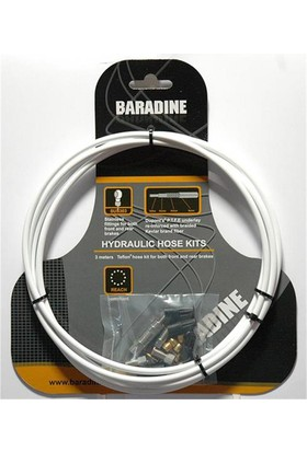 Baradine Hidrolik Fren Kablosu Bh-102 Juicy-Code Beyaz