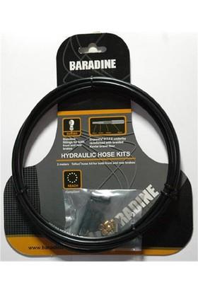 Baradine Hidrolik Fren Kablosu Bh-102 Juicy-Code Siyah