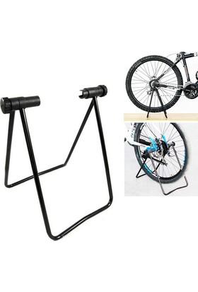 Bike Hand Yc-117 Bisiklet Sehpası Arka 26-28 Jant Siyah