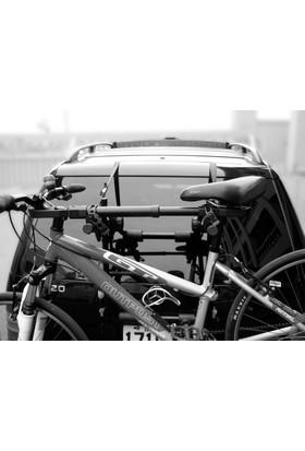 Buzz Rack Bisiklet Sabitleme Ve Asma Aparatı Siyah