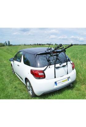 Buzz Rack Bisiklet Taşıyıcı Bagaj Üstü Beetle 3 Lü Siyah