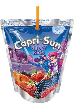 Capri Sun 200 Ml Meyve Suyu Safari Fruits