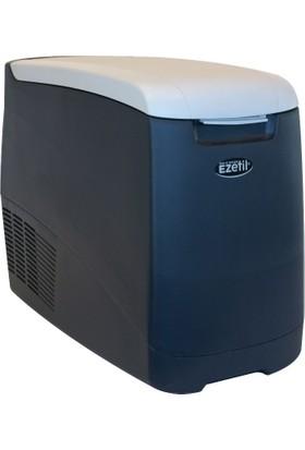 Ezetil Kompresörlü Oto Buzdolabı 12/24/100-240v 35 Lt