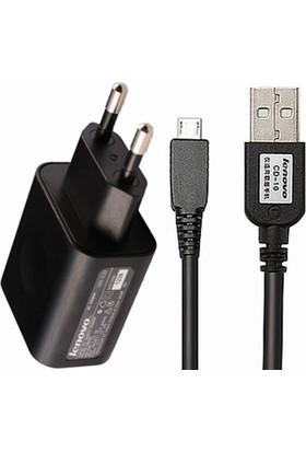 Lenovo Micro Usb Kablolu Seyahat Şarjı - AD897H23 (İthalatçı Garantili)