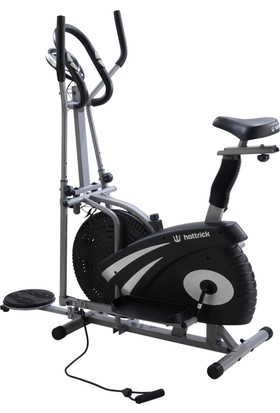 Hattrick MK 800 ı Eliptik Bisiklet +Twisterli