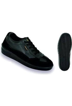 Newkamp İş Ayakkabısı Çelik Burunsuz Deri