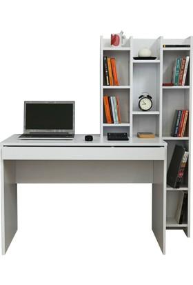 Hepsiburada Home Activa Kitaplıklı Çalışma Masası