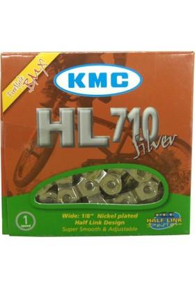 Kmc Zincir Hl 710 Bmx-Track-Fixed Krom