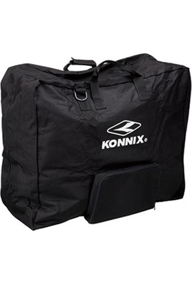 Konnix Katlanır Bisiklet Çantası 20 Pl-001 Siyah