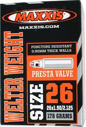 Maxxis Welter 26X1.90-2.125 İğne İç Lastik Siyah