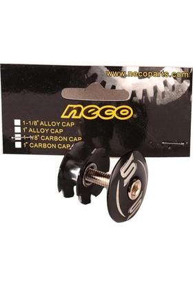 Neco Furş Yatağı Kapağı Çektirme Yıldızı 2861 Siyah