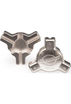 Park Tool Sw-7C Akord Anahtarı 3.23-3.30-3.45 mm Gri