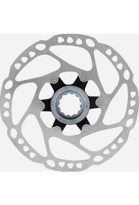 Shimano Rotor Deore Sm-Rt64 Centerlock 203 mm Siyah-Gri 203 mm