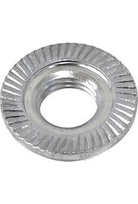 Shimano Dura Ace Arka Göbek Kontra Somunu Gümüş