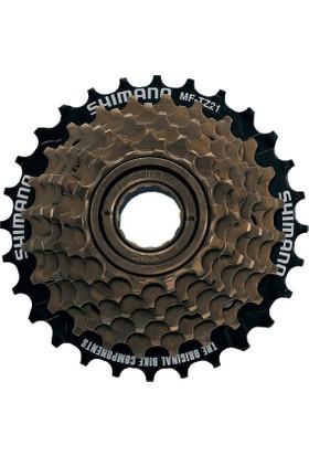 Shimano Ruble Mf-Tz21 Vidalı Ruble 14-28T 7S Siyah