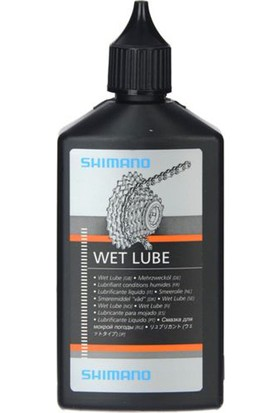 Shimano Zincir Yağı Wet Lube Naturel