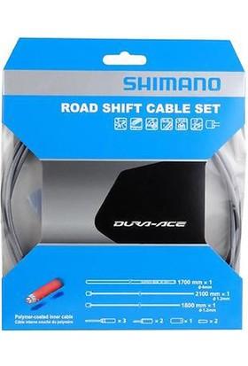 Shimano Dura Ace 9000 Vites Kablo Seti Gri