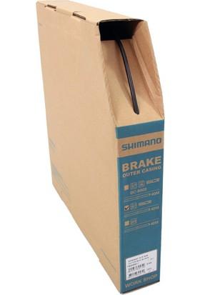 Shimano Fren Dış Kablo 1M Siyah