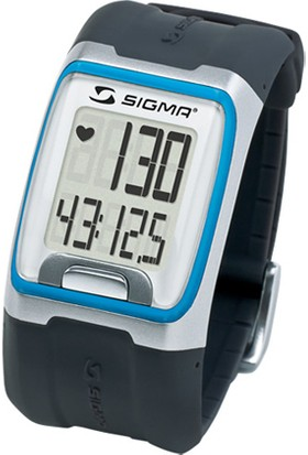 Sigma Nabız Saati Pc 3.11 Mavi
