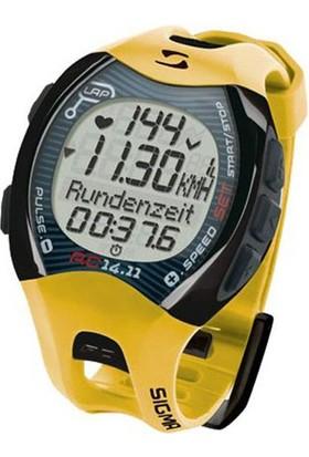 Sigma Koşu Saati Rc-14.11 Sarı