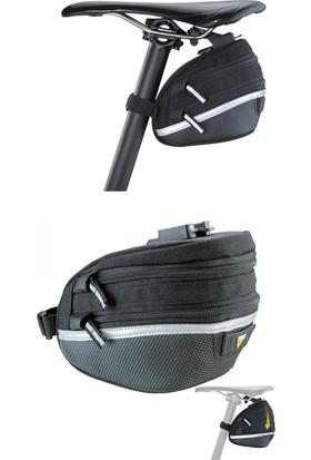 Topeak Sele Altı Çanta Wedge Pack Iı Medium Siyah