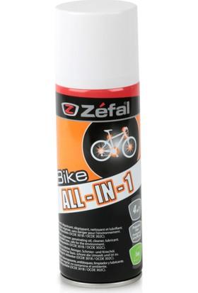Zefal Bio Genel Temizleme Ve Yağlama Spreyi 150Ml Siyah