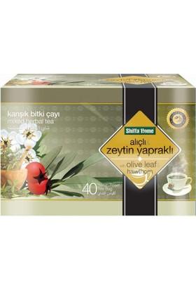 Shıffa Home Alıçlı & Zeytin Yapraklı Karışık Bitki Çayı