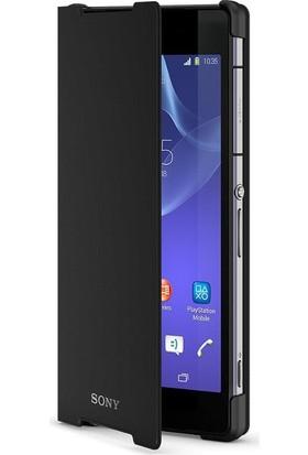 Sony Xperia Z3 + Style Cover Stand Kılıf