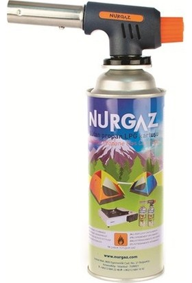 Nurgaz Turbo Torch Minigaz Pürmüz
