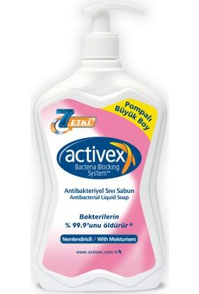 Activex Nemlendiricili Antibakteriyel Sıvı Sabun 700 Gr