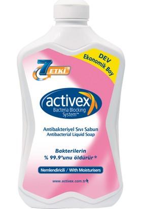 Activex Nemlendiricili Antibakteriyel Sıvı Sabun 1800 Gr