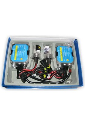 Tetra Set Xenon Far Hb4 9006 6000K