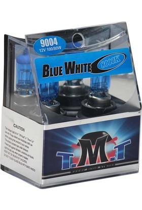 T.M.T Set Ampul Hb1 9004 12V 5000K Beyaz Işık