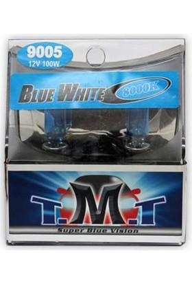 T.M.T Set Ampul Hb3 9005 12V 5000K Beyaz Işık