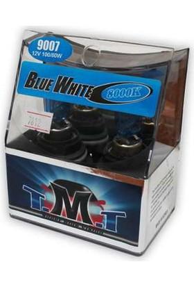 T.M.T Set Ampul Hb5 9007 12V 5000K Beyaz Işık