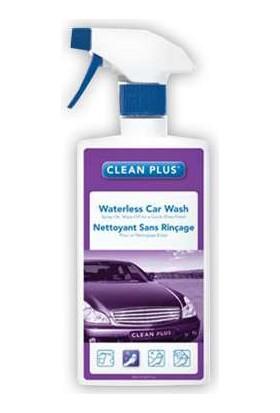 Cleanplus Oto Şampuanı (Sprey) Susuz Yıkama İçin 500Ml