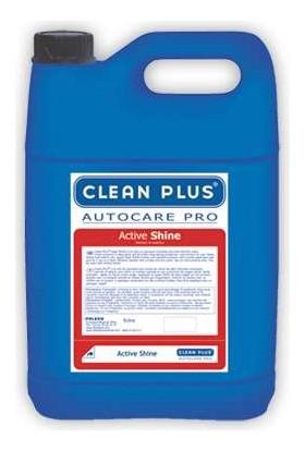 Cleanplus Oto Lastik Parlatıcı Silikonsuz 5L 640201