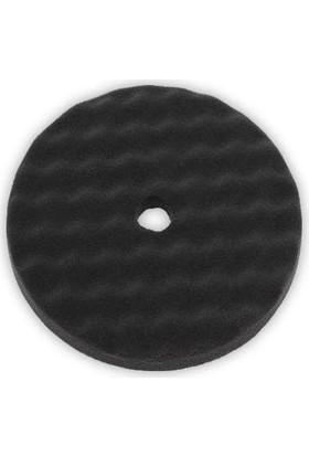 Cleanplus Oto Cila Süngeri (Siyah Dalgalı, Yumuşak) 190Mm
