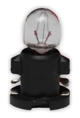 Starklips Ampul Gösterge Siyah V Gm 5'Li Paket