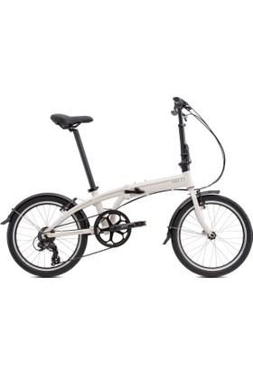 "Tern Link A7 20"" Katlanır Bisiklet 2017 Beyaz Kahve"