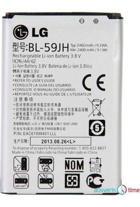 LG P715 2460 mAh Pil/Batarya BL-59JH