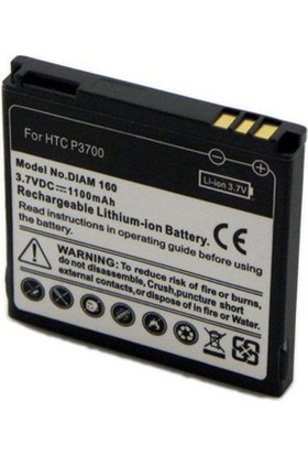 HTC Desire 300 (P3700) 1650 mAh Batarya Pil