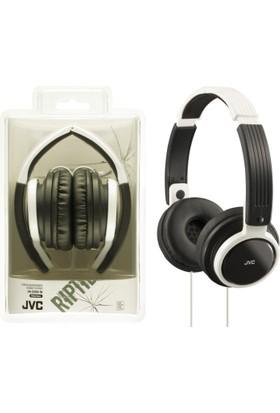JVC HAS-200WJ RIPTIDZ Serisi Kulak Üstü Beyaz Renk DJ Kulaklık