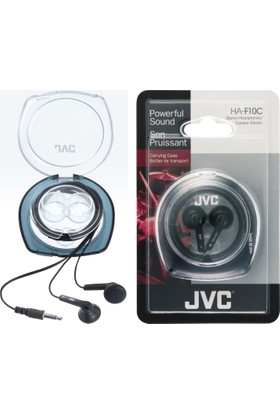 JVC HAF10CKN Kulak İçi Kulaklık