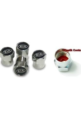 Nxt Kia Sibop Kapağı Metal 4 Adet