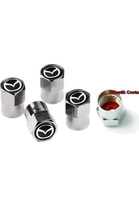 Nxt Mazda Sibop Kapağı Metal 4 Adet