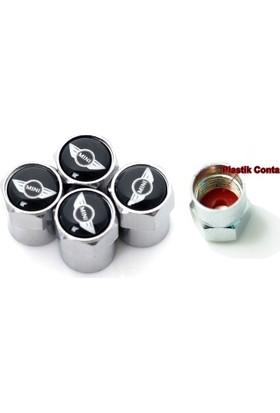 Nxt Mini Cooper Sibop Kapağı Metal 4 Adet