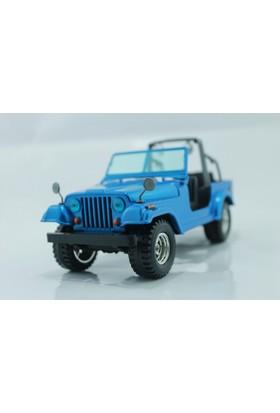 Burago Jeep Wrangler